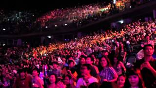 Behind The Scene - Palmy Ga Ga Ga Concert 2012 (3/3)