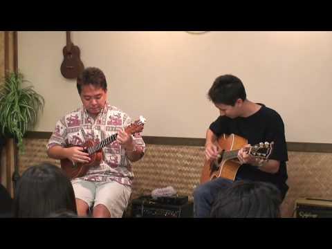 "Herb Ohta, Jr. ""Sand Castles"" from 'Ukulele Journey"