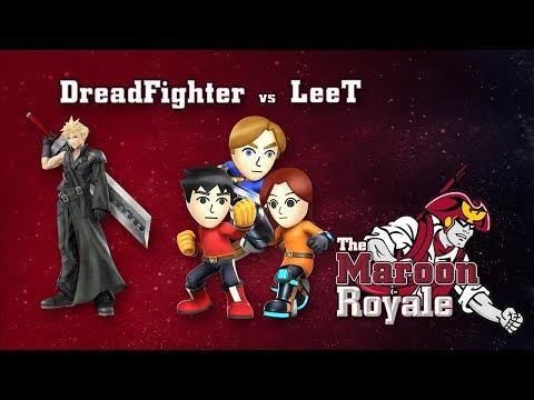 DreadFighter (Cloud) vs