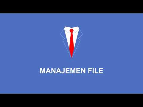 Manajemen File (First Explanation)