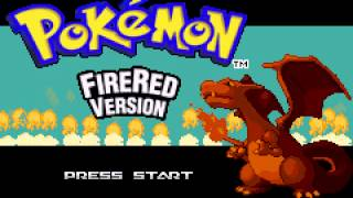 Pokemon Fire Red - Intro- Vizzed.com GamePlay - User video