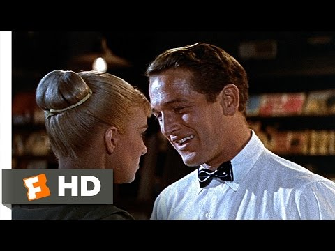 The Long, Hot Summer 33 Movie   I'm Gonna Kiss You 1958 HD