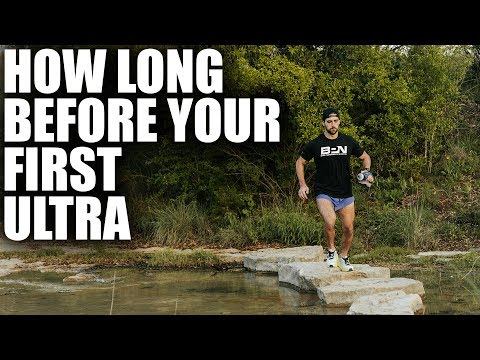 How Long To Train For An Ultramarathon | First Ultramarathon Training Advice