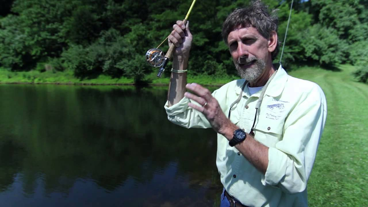 Dusty Wissmath - Fly Fishing School