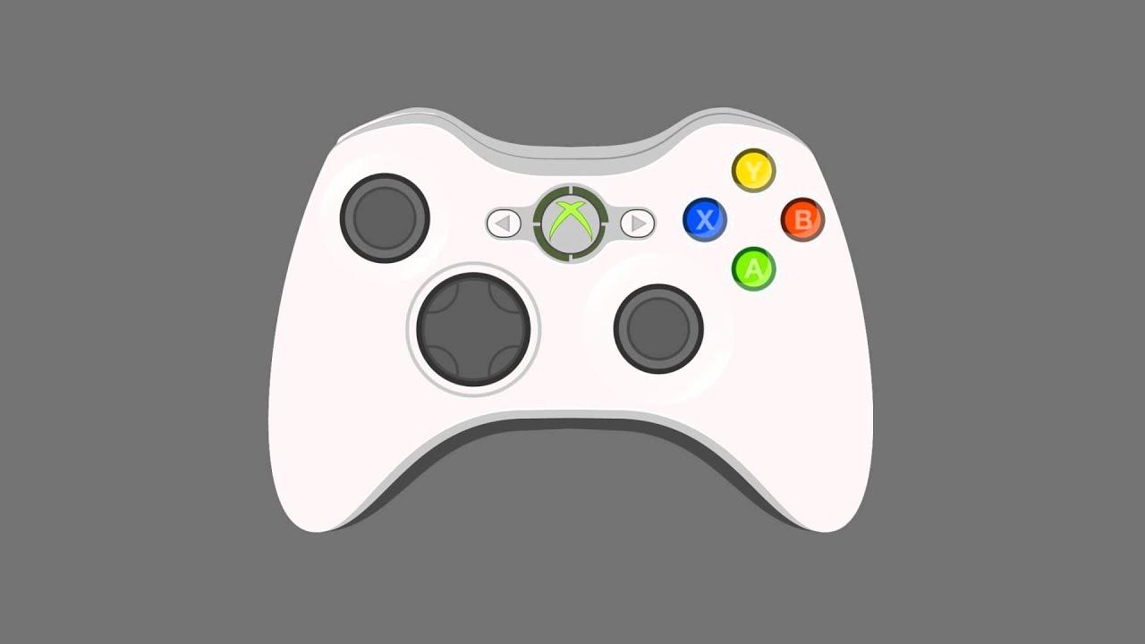 Xbox 360 Controller Animation Youtube