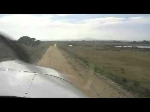 Piper Lance Landing at YB?? Barnbougle/Bridport, Tasmania, Australia
