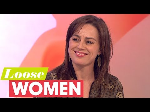 Jill Halfpenny On Struggling With Motherhood And New In The Club  Loose Women