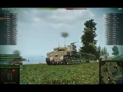 worldoftanks 2017 12 20 Elmaestro Tox1c in action