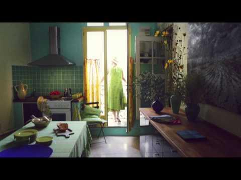 Gudrun Sjödén - Colourful in the artists' house