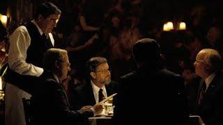 Vice (2018)  - An American Menu - Restaurant Scene [HD]   Spotlight