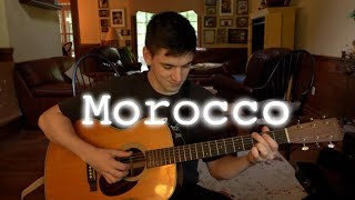 Moon Taxi - Morocco Cover