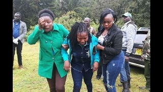 Man shows police where he buried his ex-lover's 11-year-old son inside Mt Kenya Forest