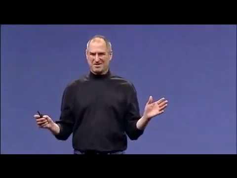 Стив Джобс. Презентация самого первого Айфона.