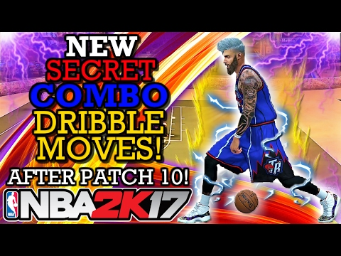 NBA 2K17 NEW CHEESE COMBO DRIBBLE MOVES AFTER PATCH 10!! (HOW TO CHEESE!!)