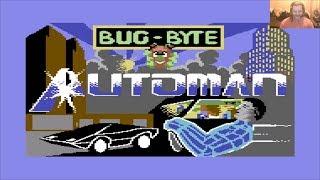 The Lukozer Supreme Shit Game DB - Automan - Commodore 64
