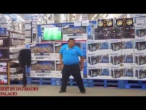 Gordito Bailando El Serrucho (editado VJ MP)