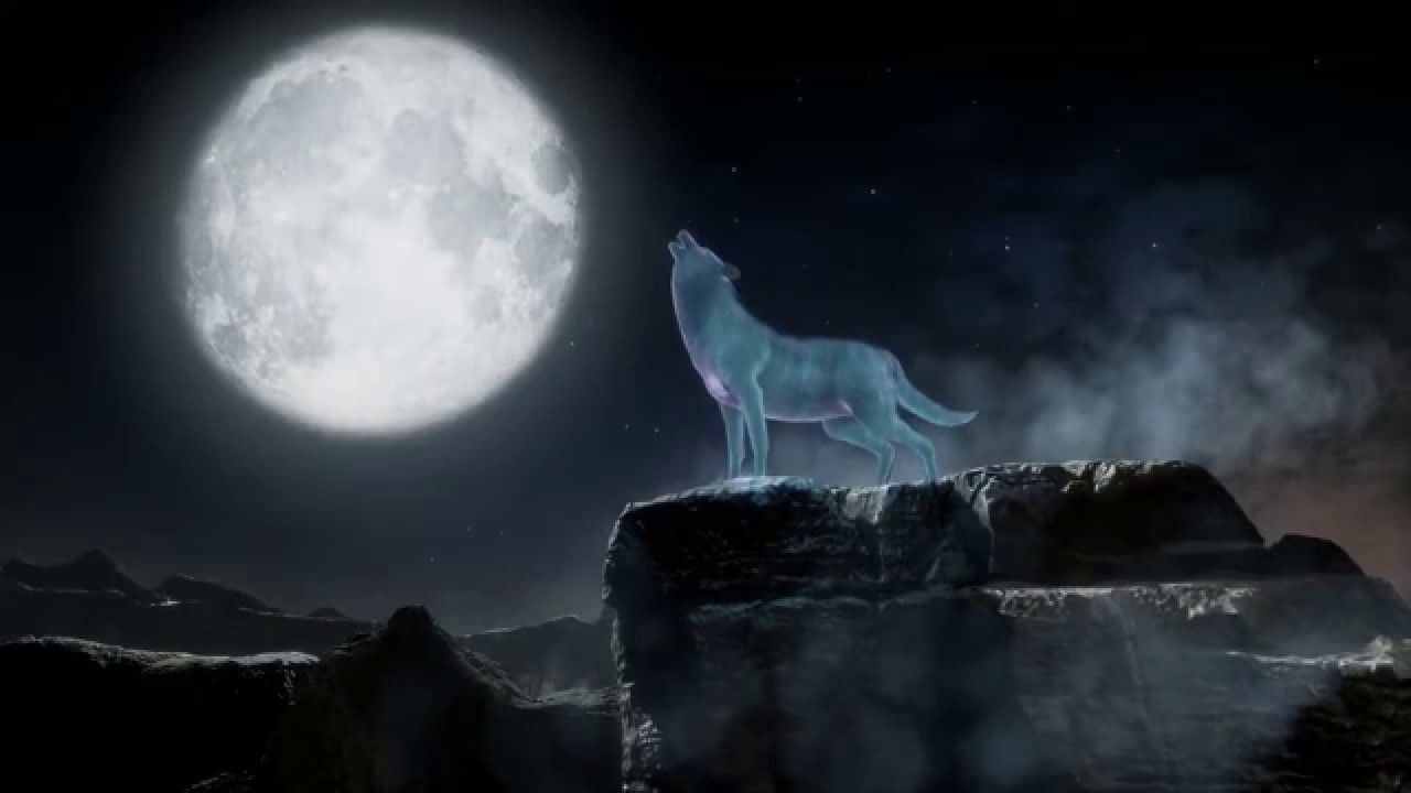 Mortal Kombat 11 Nightwolf Howling Up To The Moon Youtube
