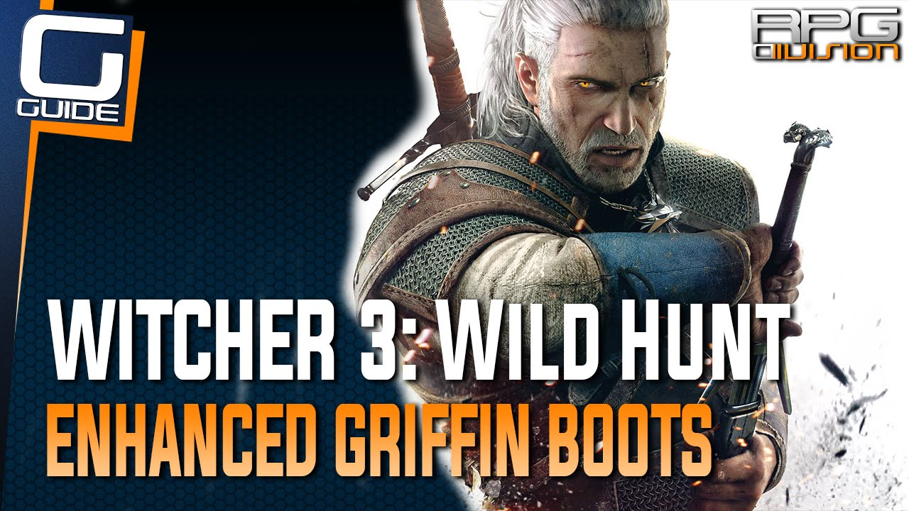 Witcher 3: The Wild Hunt - Enhanced Griffin Boots Diagram Location ...