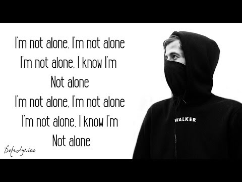 alone-alan-walker-lyrics