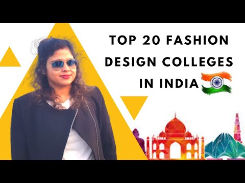 5 Best Colleges To Pursue Your Degree In Fashion Technology Location Exam Dates Youtube
