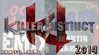 LocoMania VS GaminG - KILLER INSTINCT GAMEPLAY