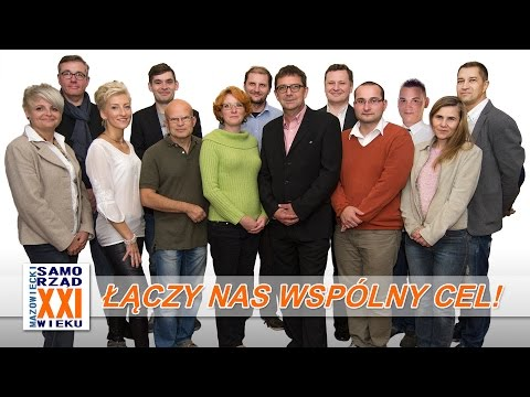 LESZNOWOLA - MASZ WYBÓR! - Mazowiecki Samorząd XXI wieku! - kandydaci do Rady Gminy Lesznowola
