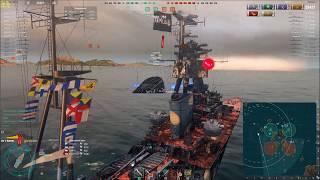 World of Warships Крейсер Киров