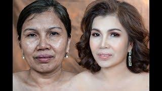 Trang Điểm Trẻ Đẹp Cho Tuổi U50 / Hùng Việt Makeup