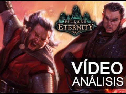 Pillars of Eternity - Vídeo Análisis