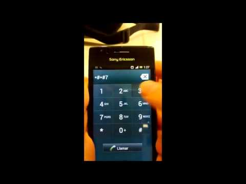 Hard Reset Sony Ericsson Xperia Arc S   YouTube