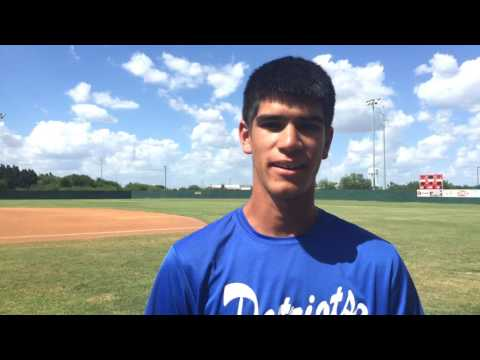 2016 All-Area Baseball: Player of the Year Noel Vela