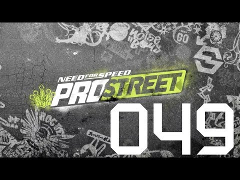 Goin' In Dry 049: Need for Speed ProStreet(PS2).