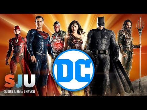 Can DC's New Film President Get Them Back On Track? - SJU