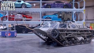 The Fate of the Furious 'Production Update: Toy Shop' Featurette (2017)