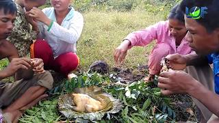 Awesome! Very Strange Cooking Food using CLAY | Beggar