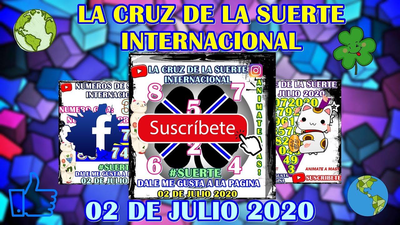 Cruz!! 02 de Julio 2020 - la cruz de la suerte
