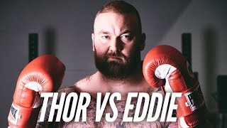 I WILL FIGHT EDDIE HALL!? + TRAINING SESSION Episode 16