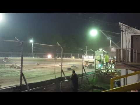 Limerock Speedway 125 micro feature 7/30/16