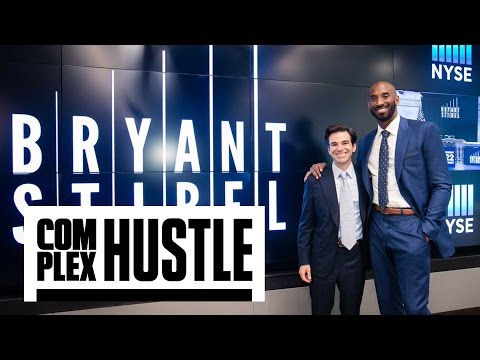Kobe Bryant Launches $100M Fund for Media & Tech Startups