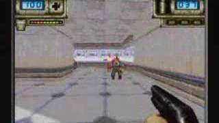 Duke Nukem Advance - Level 1A, 1B