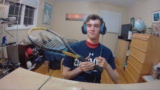 ProKennex Kinetic Pro Titanium Ultralight Allusion 5g Tennis Racquet/Racket Review