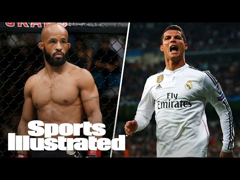 UFC's Demetrious Johnson Tells All, Champions League Title & Ronaldo | SI NOW | Sports Illustrated