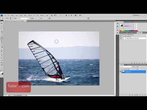 Photoshop Tutorial: How to flip an image [60 Seconds] Beginner