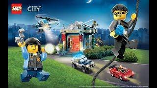 ЛЕГО СИТИ игра на андроид. LEGO CITY game for Android.