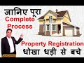 Legal News Update - Property Registration Process (In Hindi)