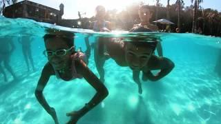 Aquatic park - Camping Costa Brava - El Delfin Verde - Costa Brava Resort- Girona - Bungalow