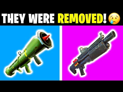 7 Things That Got REMOVED From Fortnite Season 6!