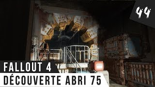 Fallout 4 Gameplay 44 Exploration de l abri 75 FR