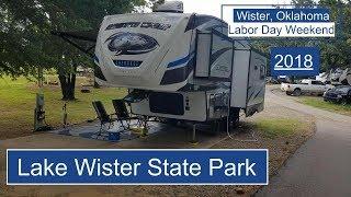 Lake Wister State Park | Oklahoma State Parks | Best RV Destinations