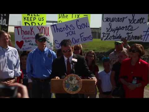 SB 10 Bill Signing Ceremony - Remarks by Dan O' Keefe, Chairman, S. FL Water Management District